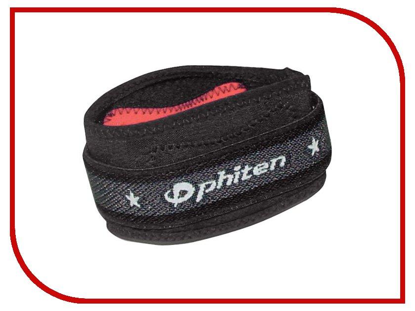 Ортопедическое изделие Phiten Elbow Guard Pro S (21-24) бандаж локтевой фиксирующий Black AP08011