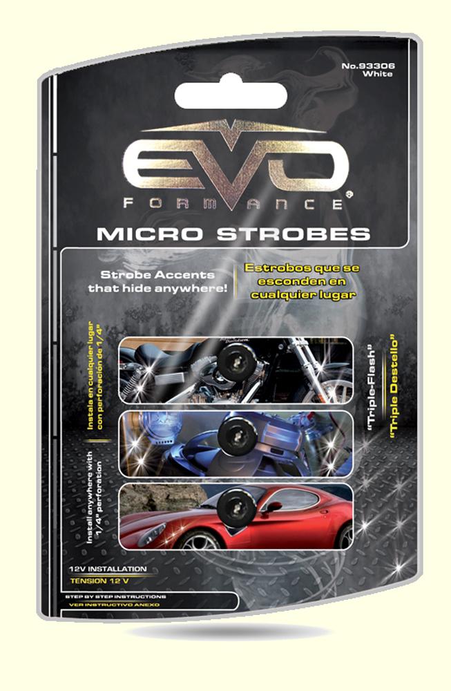 Аксессуар EVO Formance 93306 White - Микро стробоскопы<br>