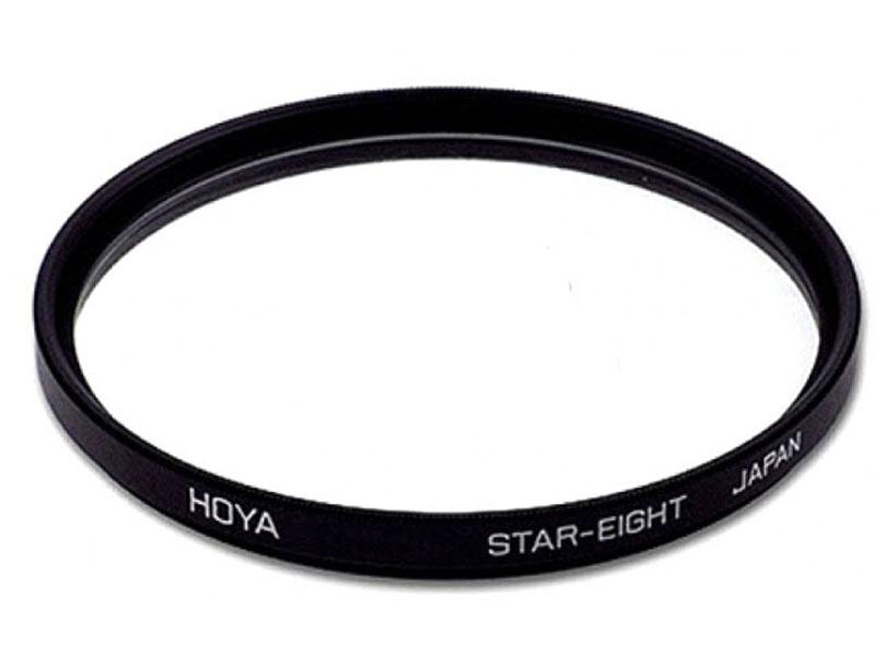 Светофильтр HOYA Star Eight 55mm 76090 / 0024066550569 цена
