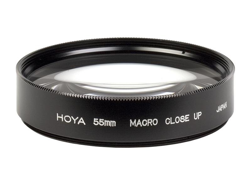 Светофильтр HOYA Close UP Macro 55mm 76086