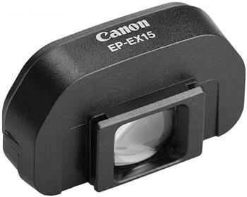 Аксессуар Canon EP-EX15 II Eye Piece Extend
