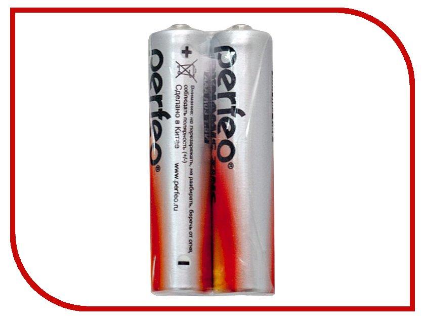 Батарейка Perfeo R03/2SH Dynamic Zinc (2 штуки)<br>
