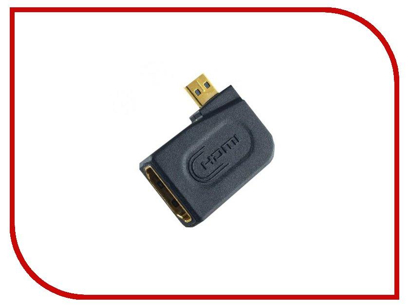Аксессуар Perfeo HDMI D micro HDMI M - HDMI A F A7010<br>