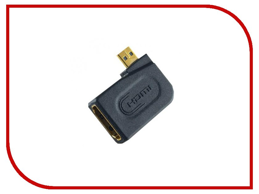 Аксессуар Perfeo HDMI D micro HDMI M - HDMI A F A7010