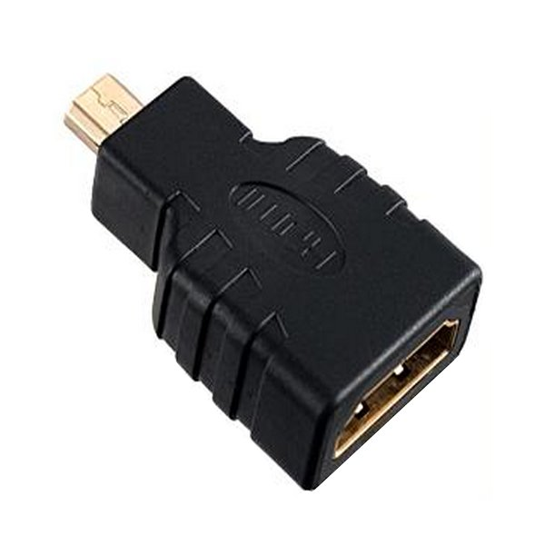 Аксессуар Perfeo HDMI D micro HDMI M - HDMI A F A7003