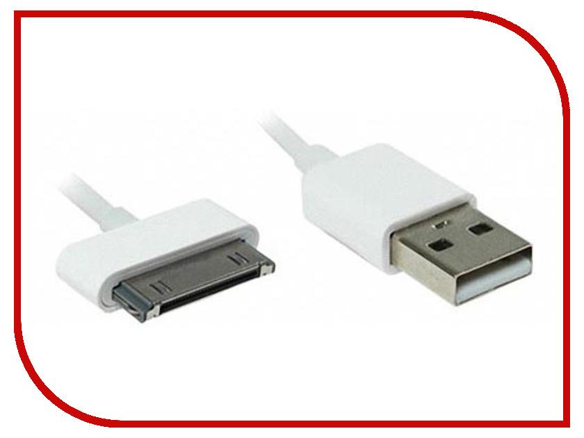 Аксессуар Perfeo USB - 30pin 1m I4601