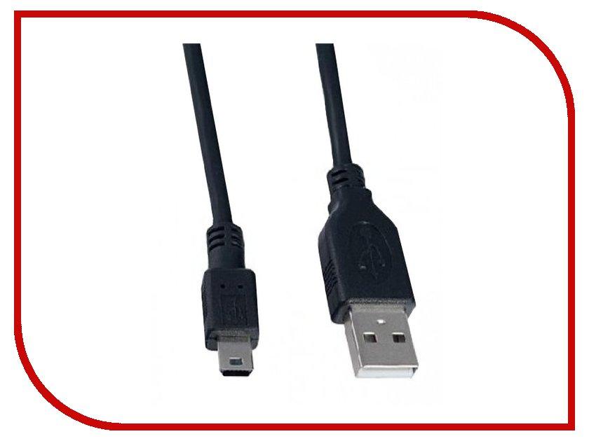 Аксессуар Perfeo USB 2.0 A/M-Mini USB 5P/M 3м U4303 1pcs right angle 90 degree usb 2 0 a male female adapter connecter for lap pc wholesale drop shipping