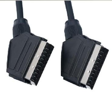 Аксессуар Perfeo SCART (21 PIN)/M-SCART(21 PIN)/M 2м S8001