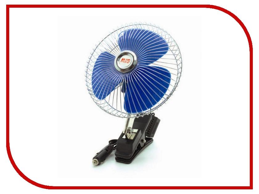 Вентилятор AVS Comfort 8048 12V Silver 43470