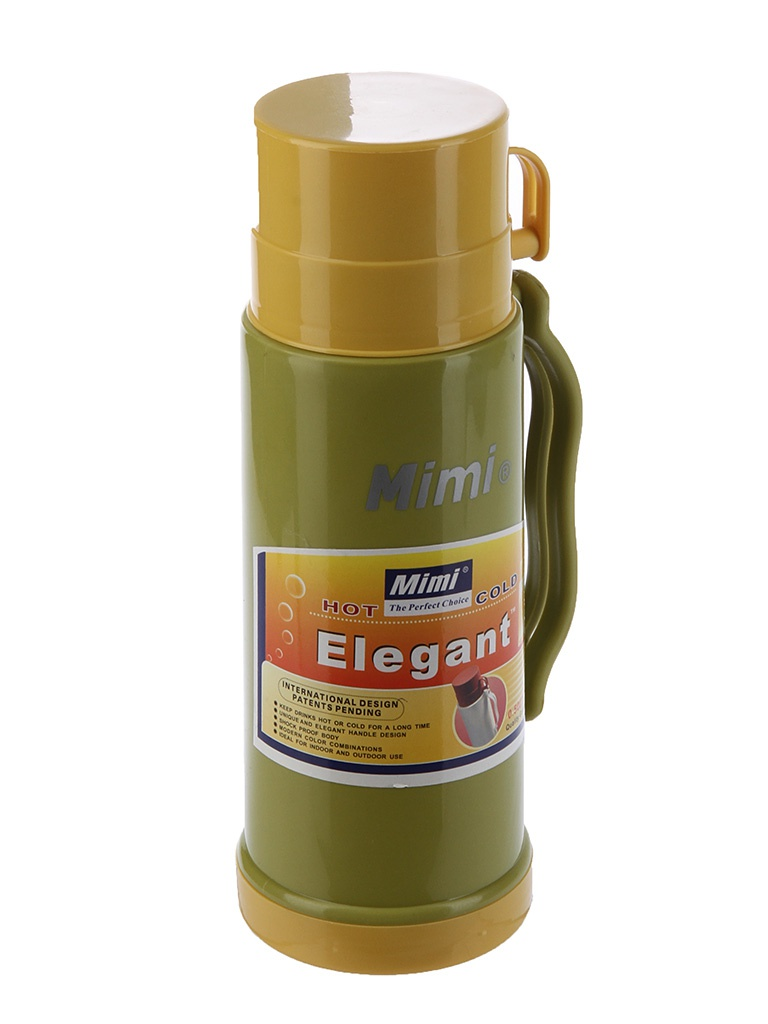 Термос Mimi ET050 500ml Green-Yellow