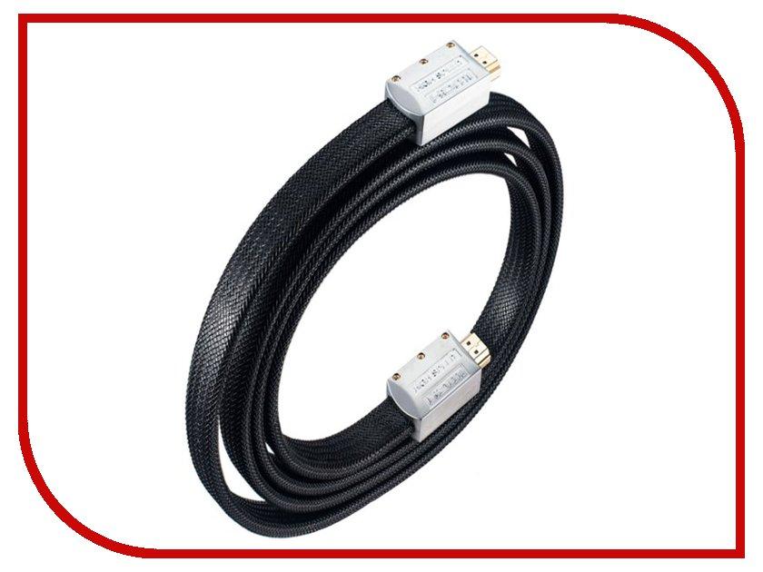 Аксессуар Perfeo HDMI A/M-A/M ver 1.4 1.5м нейлон H1203