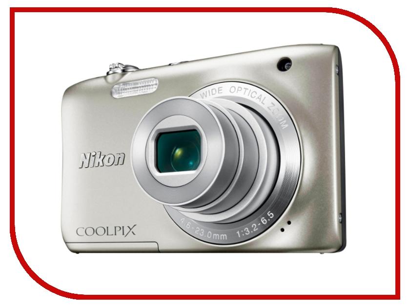 Фотоаппарат Nikon S2900 Coolpix Silver<br>