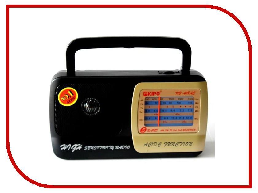 Радиоприемник Kipo KB-408AC<br>