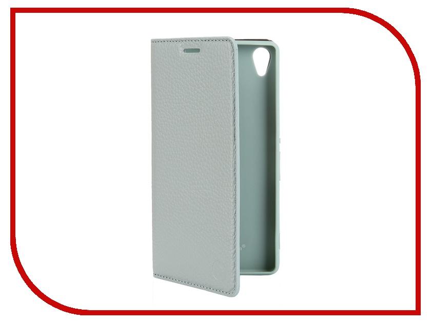 Аксессуар Чехол Sony Xperia Z3 Deppa Wallet Cover магнит Mint 84081<br>