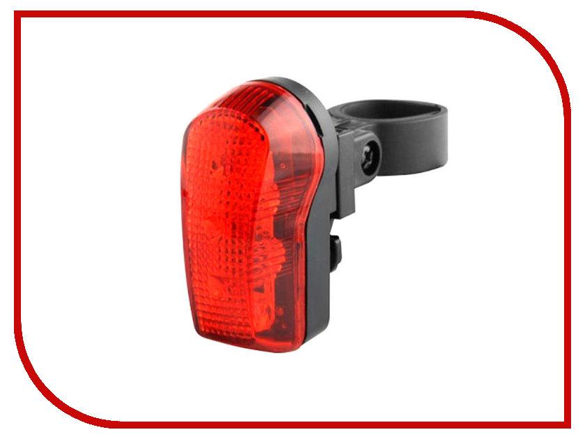 Велофонарь Stels JY-173T-1 Red-Black 560027 - фонарь задний