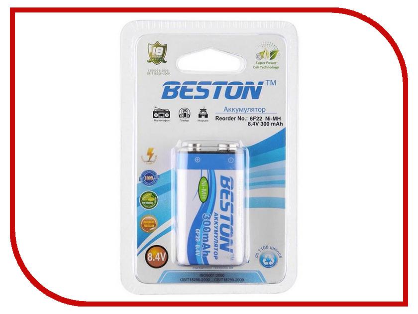 Аккумулятор КРОНА BESTON 6F22 8.4V 300 mAh NiMH BL1<br>