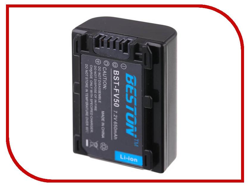 Аккумулятор BESTON BST-NP-FV50<br>