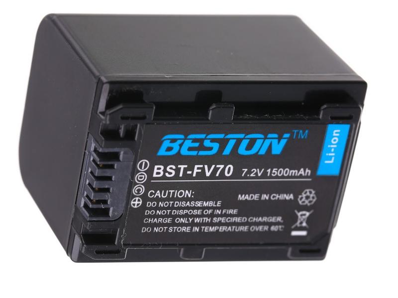 Аккумулятор BESTON BST-NP-FV70