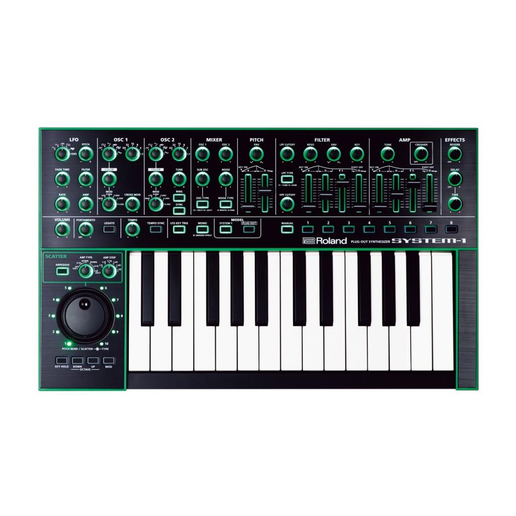 Синтезатор Roland AIRA System-1<br>