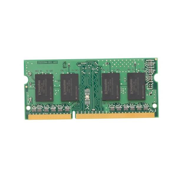 Модуль памяти Kingston DDR3 SO-DIMM 1600MHz PC3-12800 CL11 - 2Gb KVR16S11S6/2 модуль памяти 2gb crucial ddr3 pc 12800 1600mhz so dimm ct25664bf160b ct25664bf160b