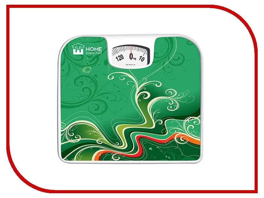Весы HOME-Element HE-SC900 - весы механические Green<br>