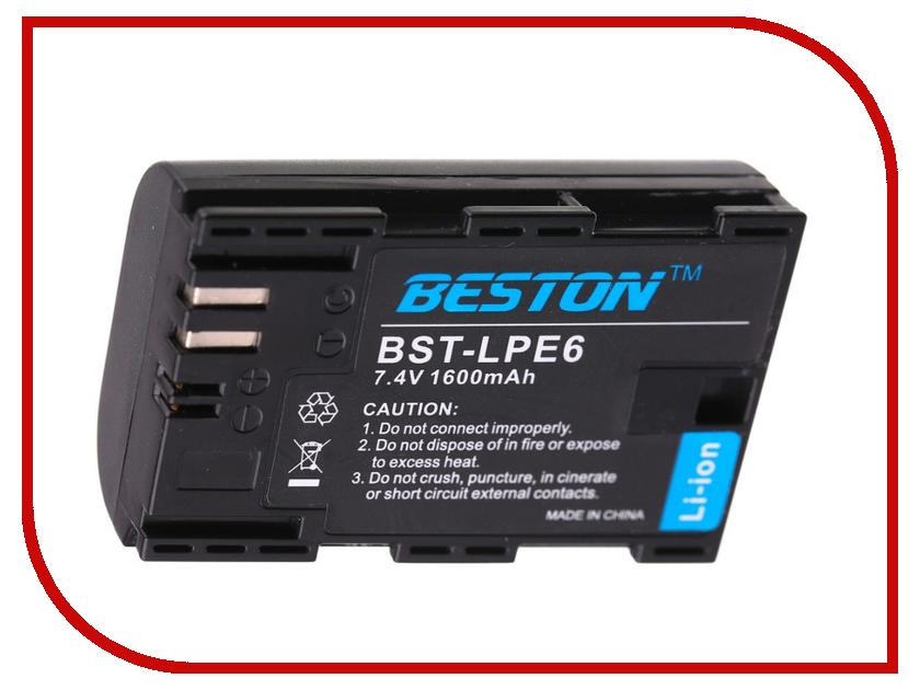 Аккумулятор BESTON BST-E6-H<br>