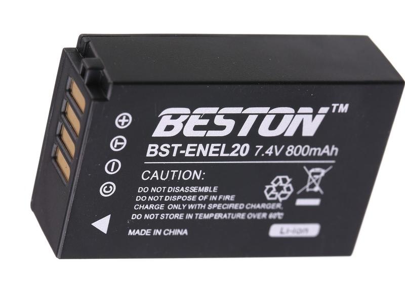 Аккумулятор BESTON BST-EN-EL20<br>