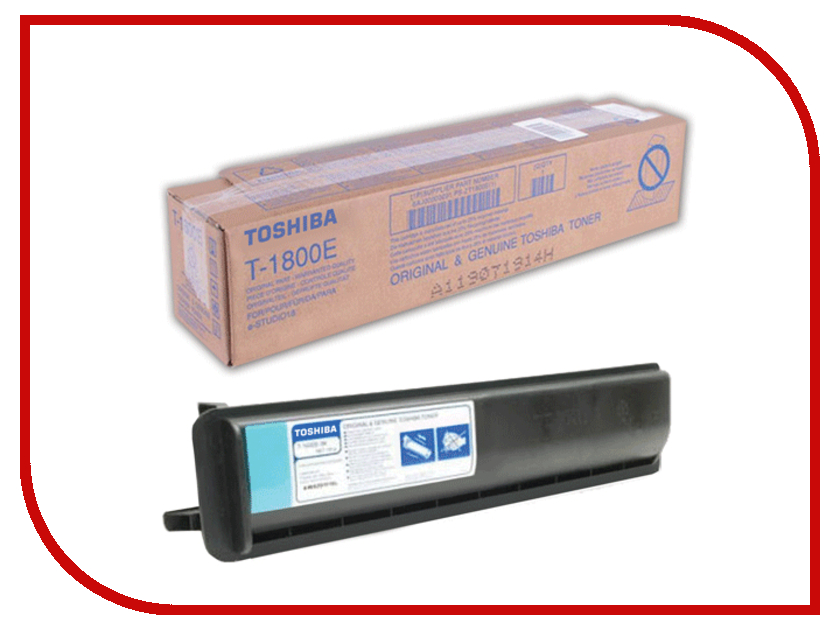 Картридж Toshiba T-1800E для e-Studio 18<br>