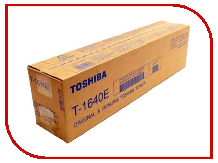 Картридж Toshiba T-1640E для e-Studio 163/203/165/205/166/206/207<br>