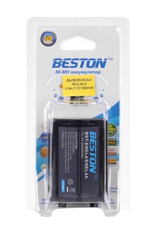 Аккумулятор BESTON BST-EN-EL4/EN-EL4A-H