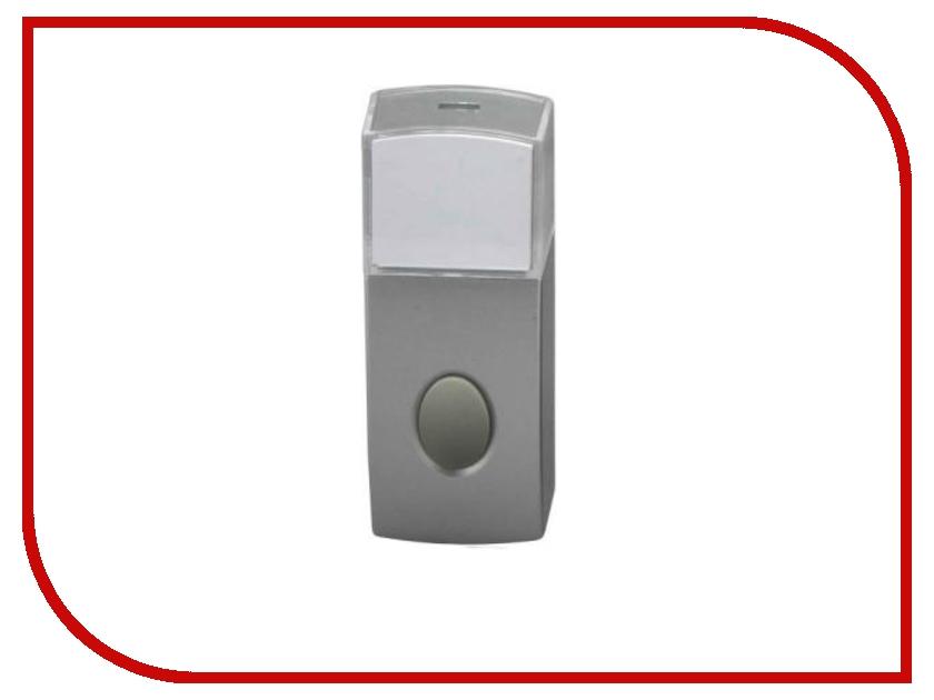 Звонок дверной Zamel ST-300P кнопка<br>
