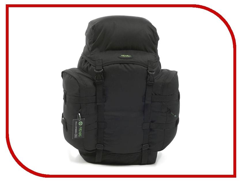 Рюкзак PRIVAL Кузьмич 55 Black
