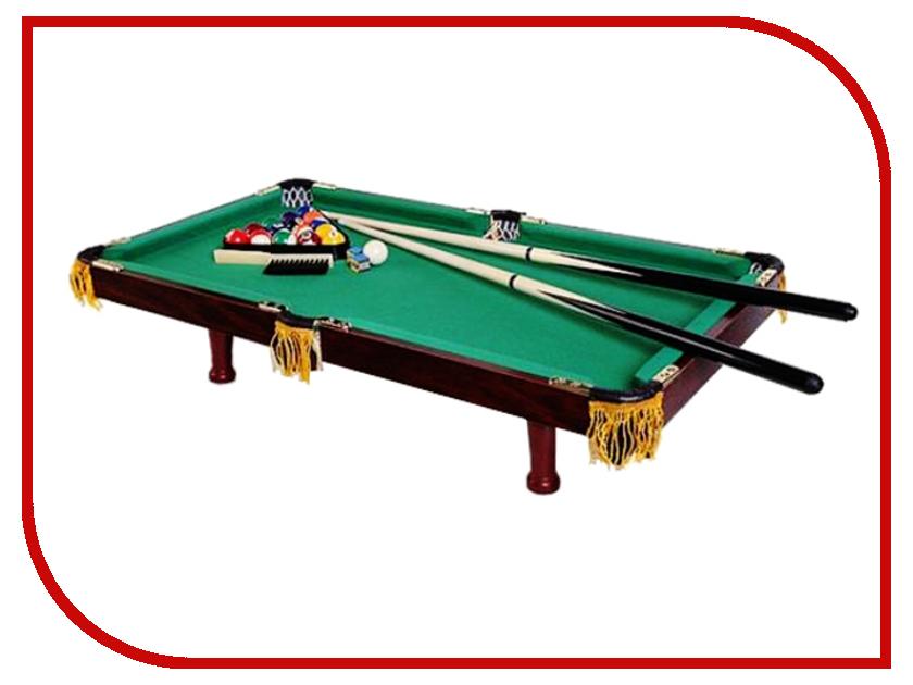 Настольная игра Fortuna Пул 3фт 4 в 1 - мини-бильярд<br>