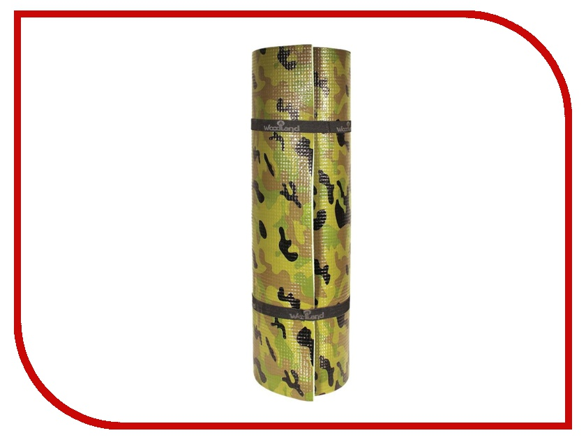 Коврик WoodLand Forest 10 Camo Khaki 0040798