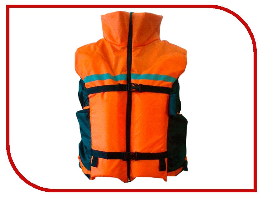 Спасательный жилет Таежник Сильвер-1 Orange р.58-64
