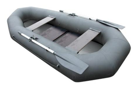 Лодка Leader Компакт-265 лодка надувная leader компакт 200 гребная цвет серый