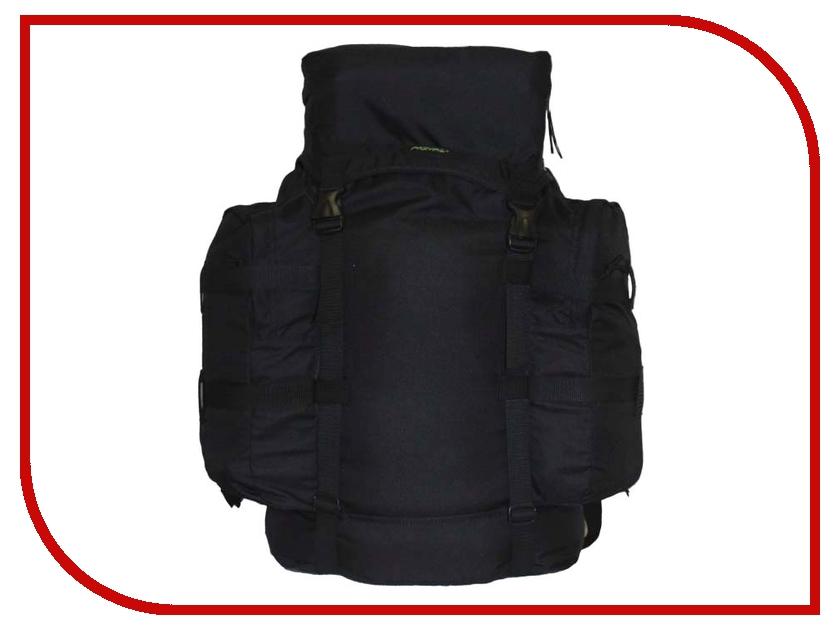 Рюкзак PRIVAL Кузьмич 45 Black