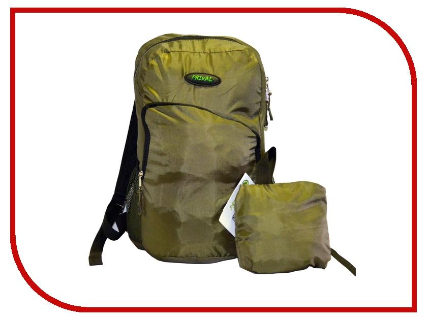Рюкзак PRIVAL Запасной Khaki рюкзак prival кузьмич 55 khaki black
