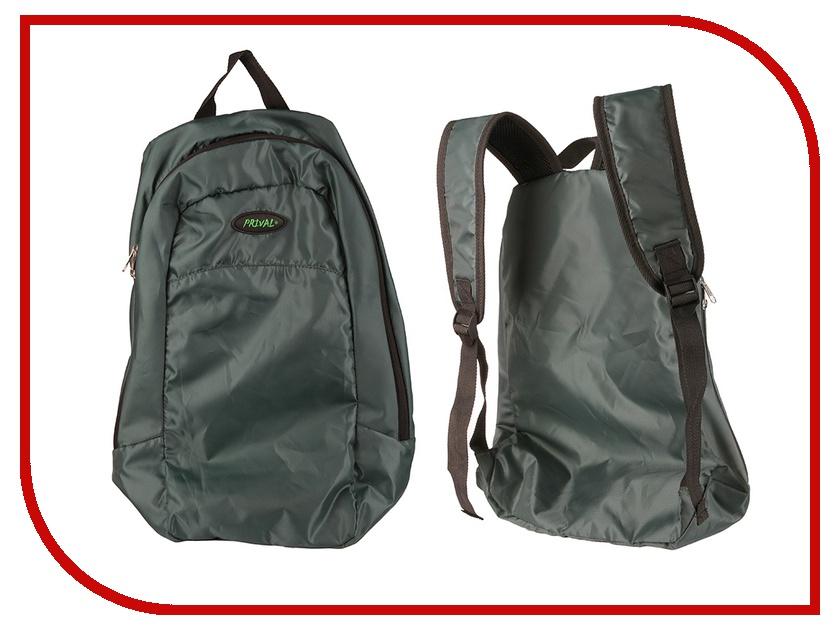 Рюкзак PRIVAL Карманный Dark Green