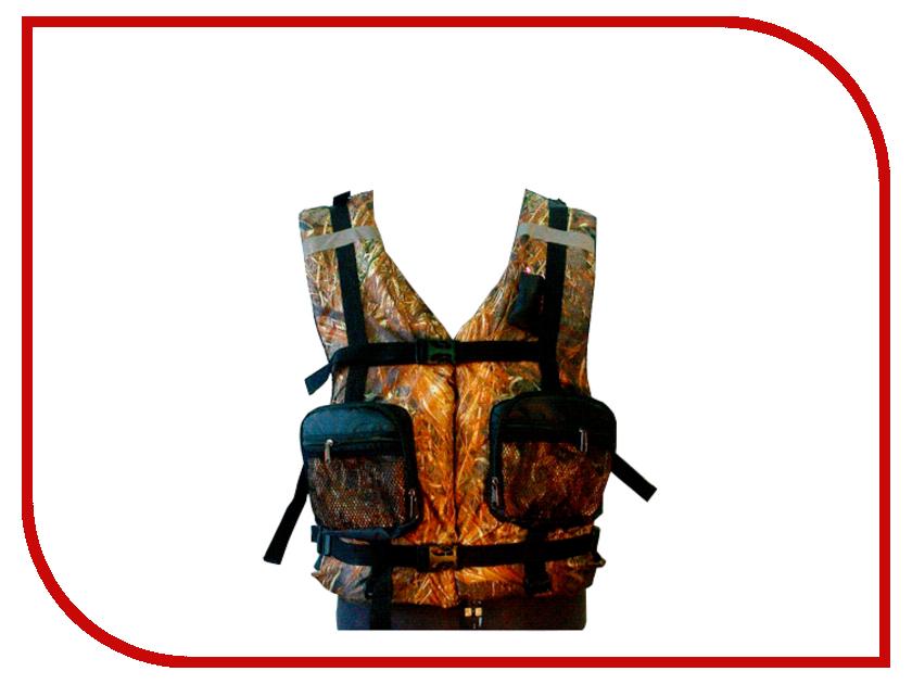 Спасательный жилет Таежник Бриз-1 Camo р.52-56