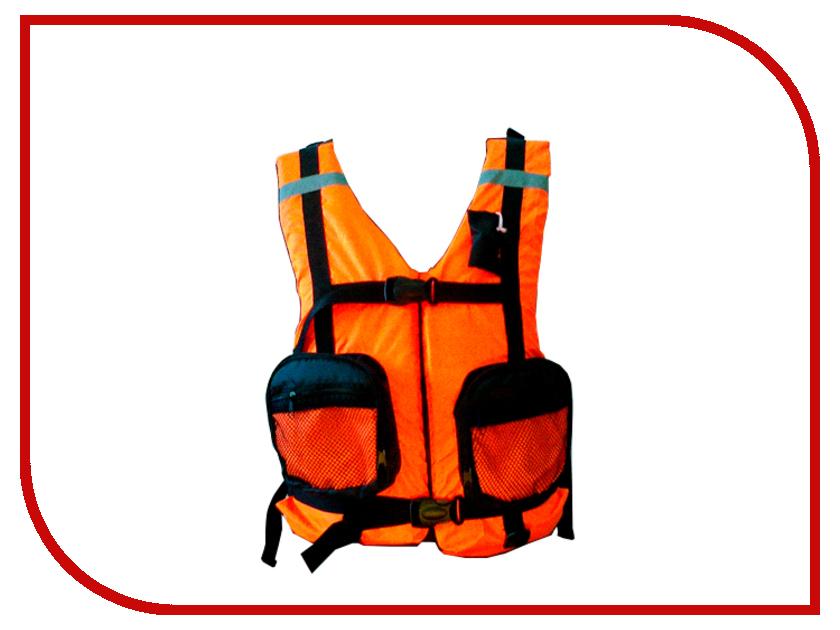 Спасательный жилет Таежник Бриз-1 Orange р.58-64