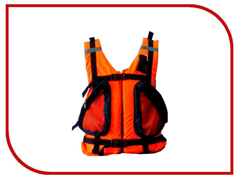 Спасательный жилет Таежник Бриз-2 Orange р.48-52 жилет спасательный плавсервис hunter цвет оранжевый размер 48 52 вес до 80 кг