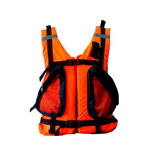 Спасательный жилет Таежник Бриз-2 Orange р.48-52 фото