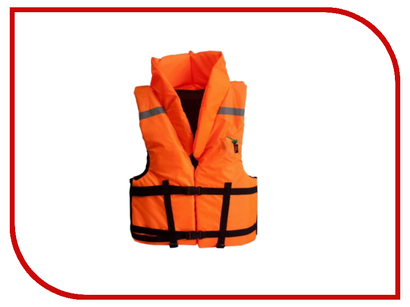 Спасательный жилет Таежник Каскад-1 Orange р.58-64<br>