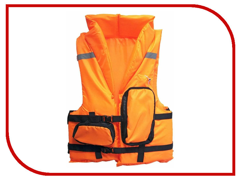 Спасательный жилет Таежник Каскад-2 Orange р.52-56