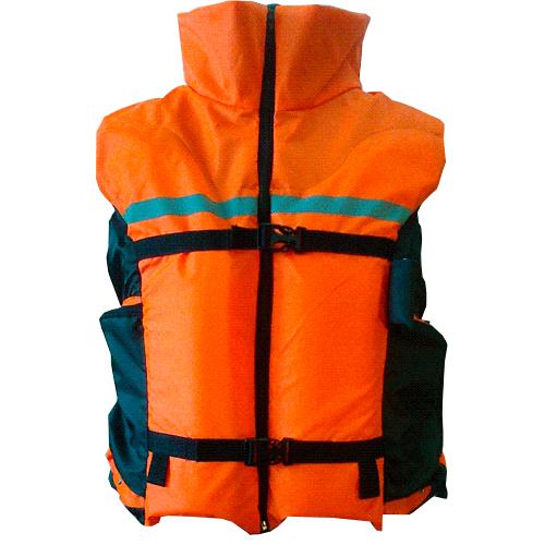 Спасательный жилет Таежник Сильвер-1 р.52-56 Orange