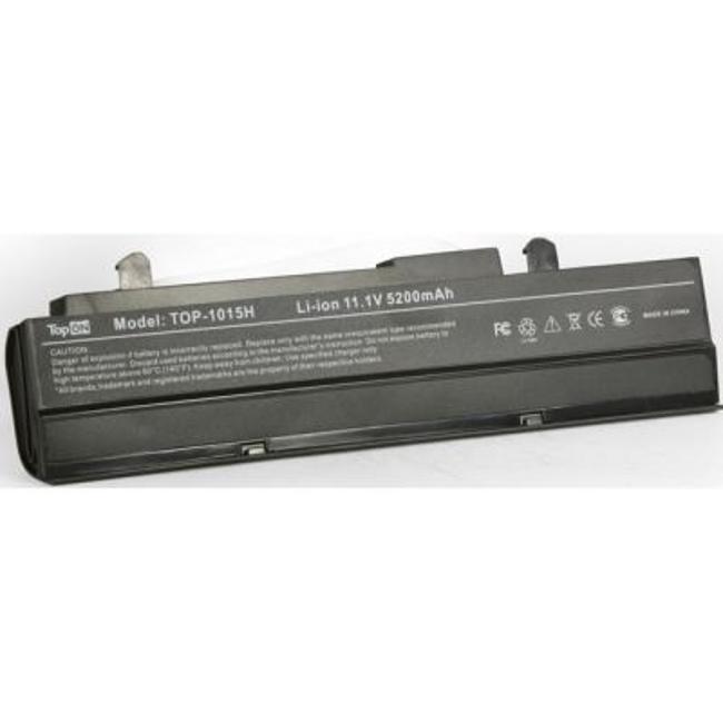 Аккумулятор TopON TOP-1015H- 4400mAh / 5200mAh for ASUS 1015PE / 1015PED / 1015PN / 1015PW / 1015T / 1015B / 1016 / 1215N / 1215P / 1215T / VX6