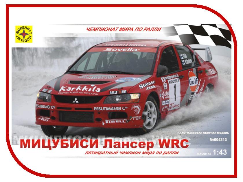 Игрушка Моделист Мицубиси Лансер WRC 604313<br>