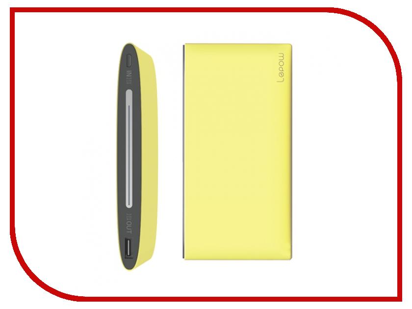 Аккумулятор Lepow P15 5000 Yellow 5000 mAh<br>