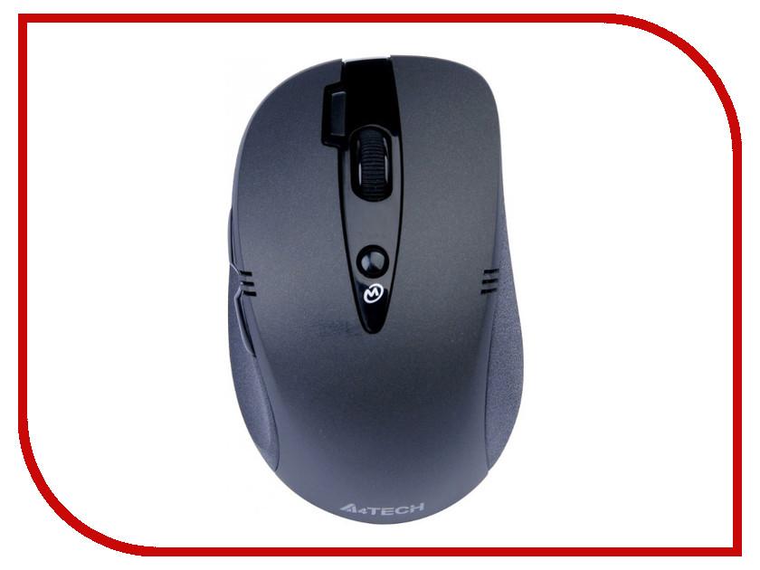 Мышь беспроводная A4Tech G10-660HL Black<br>